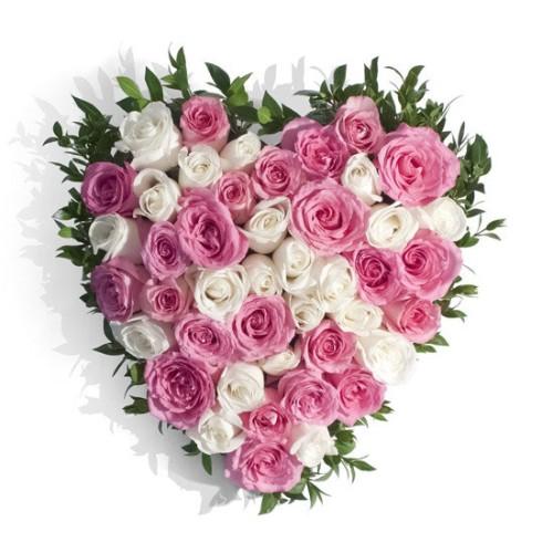 Купить на заказ Заказать Сердце 9 с доставкой по Петропавловску  с доставкой в Петропавловске