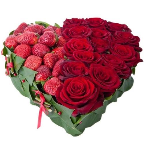 Купить на заказ Заказать Сердце 3 с доставкой по Петропавловску  с доставкой в Петропавловске