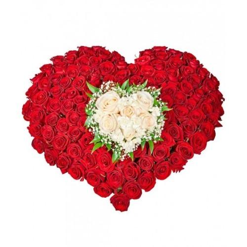 Купить на заказ Заказать Сердце 1 с доставкой по Петропавловску  с доставкой в Петропавловске