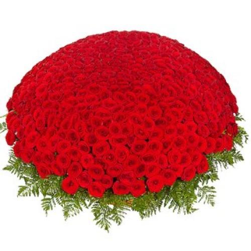 Купить на заказ Заказать 301  роза с доставкой по Петропавловску  с доставкой в Петропавловске